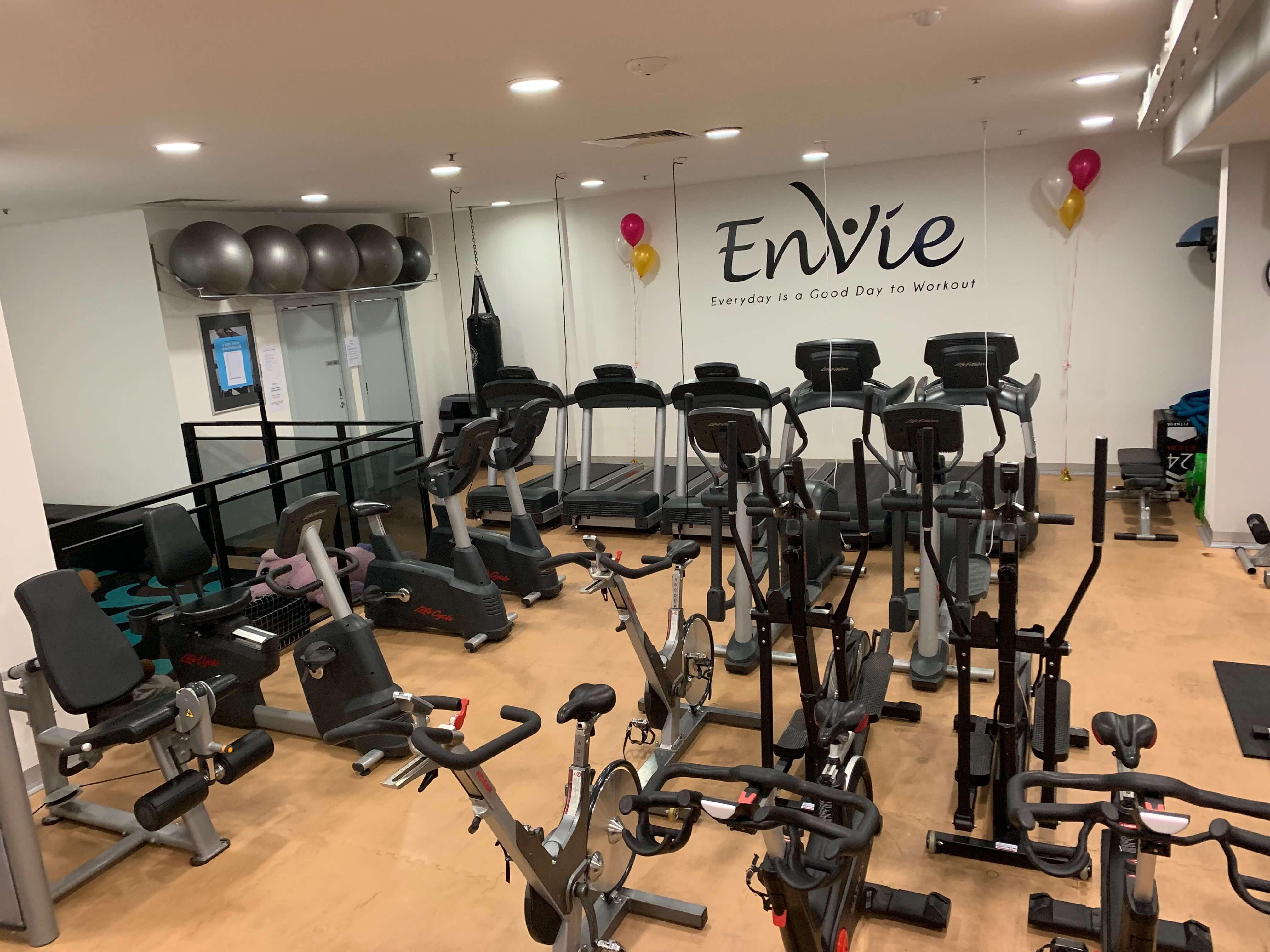 Envie Fitness Greenvale Gym